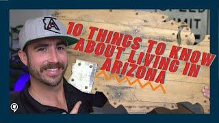 Living in Phoenix, Arizona - 10 things to know about Phoenix, AZ from a native of Phoenix, Arizona