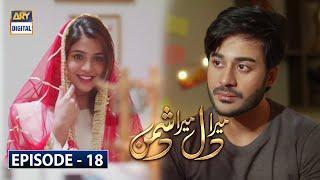 Mera Dil Mera Dushman Episode 18   12th March 2020   ARY Digital Drama