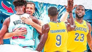 NBA - Best Teamwork Moments! - Unselfish Plays of 2020