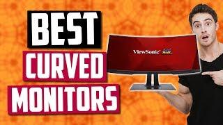 Best Curved Monitors in 2020 [Top 9 Picks For Gaming & Productivity]