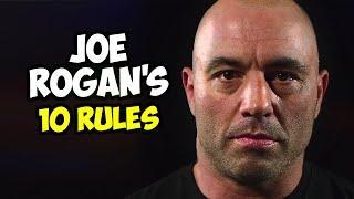 Joe Rogan's Top 10 Health Tips