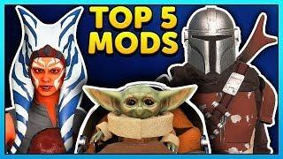 Star Wars Battlefront 2 Top 5 Mods of the Week - Mod Showcase #103