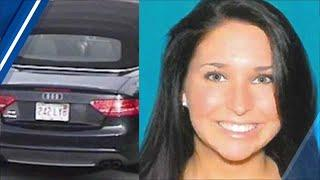 Charleston police find car belonging to missing woman with Massachusetts ties