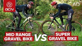 Super Bike Vs Mid Range Bike - The Gravel Edition | Will A Top End Bike Make You Faster?