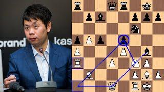 China's top 2 play an English | Ding Liren vs Wang Hao | FIDE Candidates Chess 2020