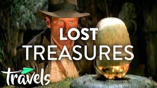 Top 10 Lost Treasures In The World | MojoTravels
