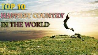 Top 10 Happiest Country In The World 2020