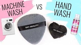 Did it break!? - Tati Beauty Blendiful washing comparison | BEAUTY NEWS REVIEWS