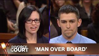 Classic Divorce Court: Man Over Board
