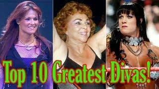 Top 10 WWE Divas of All-Time!সর্বকালের সেরা ১০ Divas! যাদের রেকর্ড আপনাকে চমকিয়ে দেবে!