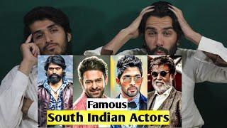 AFGHAN REACTS TO |Top 10 Richest south Indian actors | सबसे अमीर साउथ इंडियन एक्टर्स |AFGHAN REACTOR
