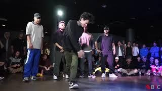 The Brothers Vs East Side Union - Top 8 - New Birth 10th Anniversary - New Birth Crew BNC
