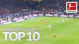 Top 10 Goals January 2020 - Vote For The Goal Of The Month