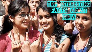 Top 10 interesting facts about India.  भारत के 10 अनोखे तथ्य।