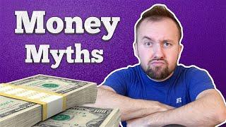 Top 10 Money Myths That Are Keeping You BROKE And POOR