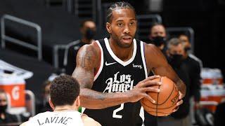 Kawhi 10K Career Points! LaVine 45 Pts vs Clippers! 2020-21 NBA Season