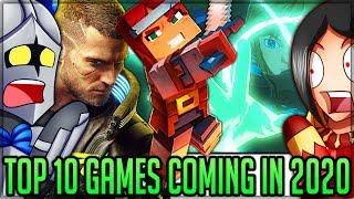 The Top 10 Games You NEED Coming in 2020! #top10games #top10games2020 #top5 #top10 #2020 #games