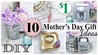 $1.00 DIY Mother's Day Gift Ideas! | DOLLAR TREE DIYS | Easy Gifts