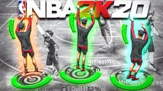 NEW BEST 3 JUMPSHOTS IN NBA 2K20! BEST JUMPSHOTS FOR EVERY QUICKDRAW NBA 2K20