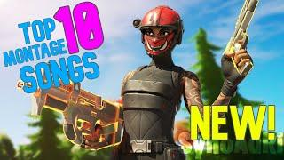 TOP 10 BEST Songs To Use For Your Fortnite Montages! (NEW/UPDATED 2020)