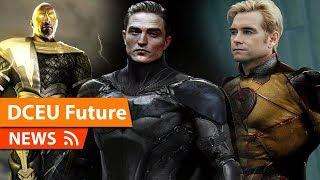 Every DC Comics Film in Development From 2020 Onward - DCEU Future