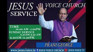 LIVE 01.03.20 ! BLESSED SUNDAY SERVICE JESUS VOICE CHURCH