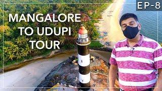 EP 8 Mangalore to Udupi journey | Coastal Karnataka Tour