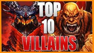 Top 10 Villains We Hope To See In Shadowlands