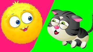 Op & Bob | NEW | TOP 10 EPISODES | Funny Cartoons For Kids