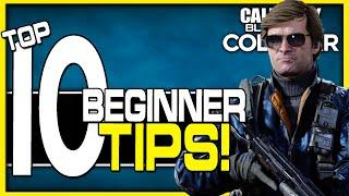Top 10 Beginner Tips for Black Ops Cold War!