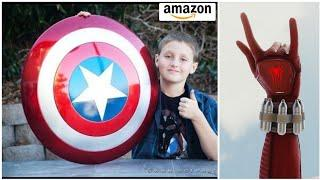 10  Cool superhero gadgets that will give you real superpowers | Superhero gadgets in real life