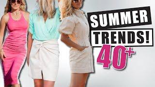 Top 5 MOST wearable SUMMER 2020 Fashion Trends for Women over 40