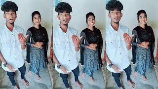 Cute Tik Tok Couples | Love & Relationship Goals | Most Beautiful Tamil Couples #10