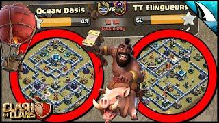 Can These Be Tripled in War? Plan 2 War Attacks | Clash of Clans
