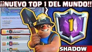 ¡¡SHADOW SORPRENDE Y ES EL NUEVO TOP 1 DEL MUNDO DE LA TEMPORADA!! - [CLASHTV]