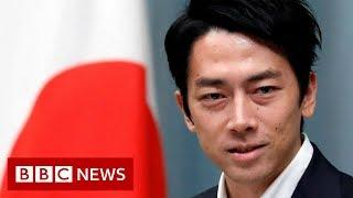 Why everyone in Japan is talking about this dad - BBC News