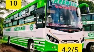 Top 10 Best Travel Chennai to Bangalore