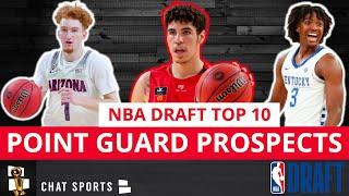 2020 NBA Draft: Breaking Down The Top 10 Point Guard Prospects In the 2020 NBA Draft Ft. LaMelo Ball