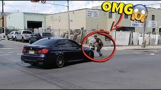 He Almost TOOK OUT The Camera Man STREET DRIFTING!
