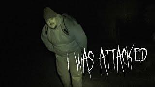 GHOST ATTACKED ME! TERRIFYING FOOTAGE - Real Paranormal Activity