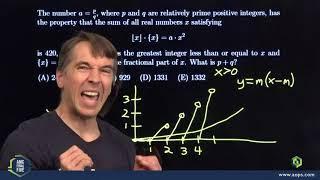 Art of Problem Solving: 2020 AMC 12 A #25
