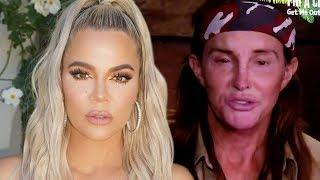 Khloe Kardashian FURIOUS With Caitlyn Jenner's Latest Comments About Their Relationship!
