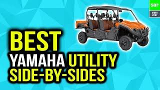Best Yamaha Utility Side-By-Sides In 2020 (Top 5 Picks)