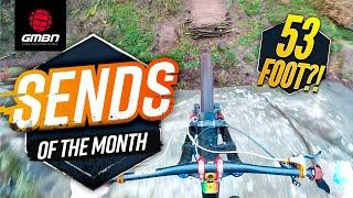 The Best Mountain Bike SENDS Of The Month! | February's GMBN SENDS 2021