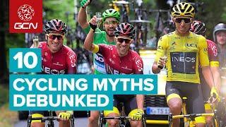 Top 10 Popular Cycling Myths Debunked