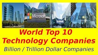 Top 10 Most Valuable Technology Company in the World New Update.