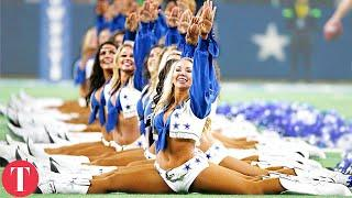 15 Strict Rules NFL Cheerleaders Have To Follow During Season