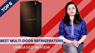 ✅ Top 6: Best Multi-door Refrigerators in India With Price 2020 | Multi Door Freeze Reviews