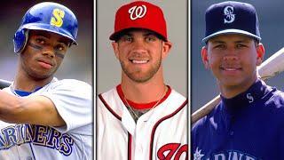 10 BEST #1 Picks ALL TIME in the MLB Draft