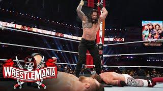 WrestleMania 37 – Night 2 Highlights (WWE Network Exclusive)
